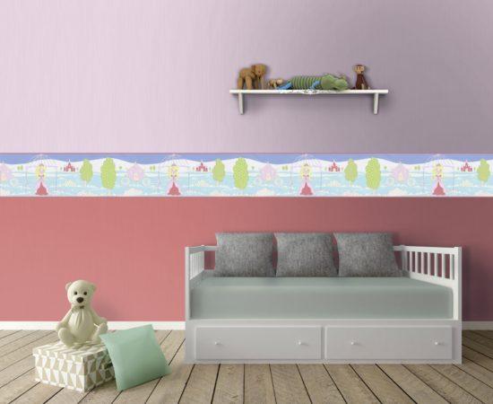 children room, playroom