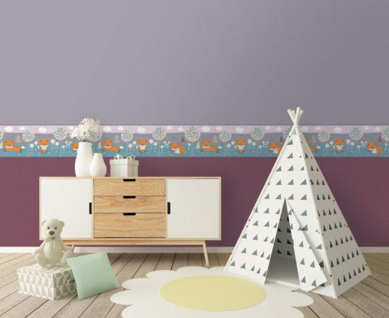 children room interior, playroom