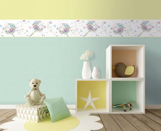 children room interior, playroom, nursery