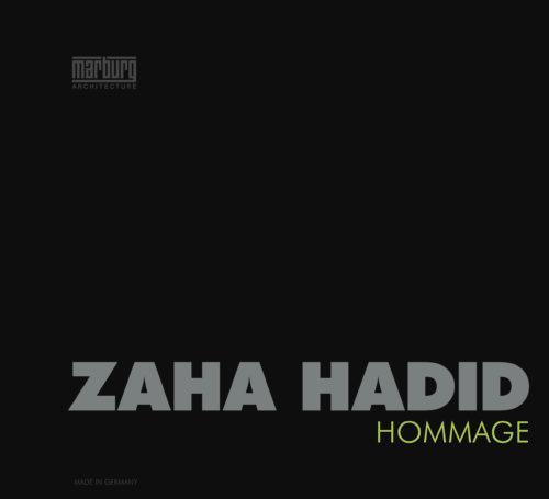 Zaha Hadid HOMMAGE